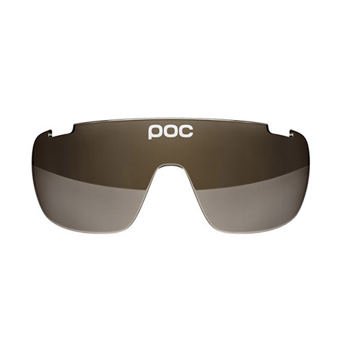 POC_DO Half Blade Sparelens Brown/Silver Mirror