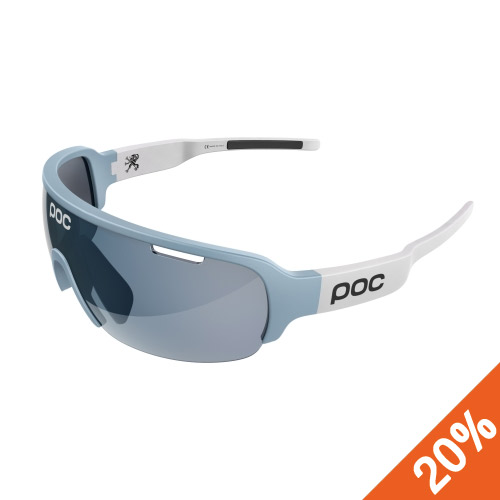 POC_16 DO Half Blade Ritte Ed._Ritte Blue + Clear 90.0