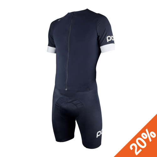 POC_17 Raceday Speed Suit_Navy Black