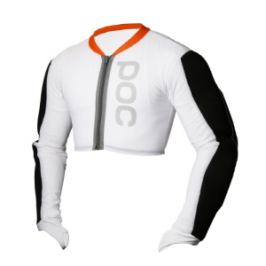 POC_Full Arm Jacket JR._White