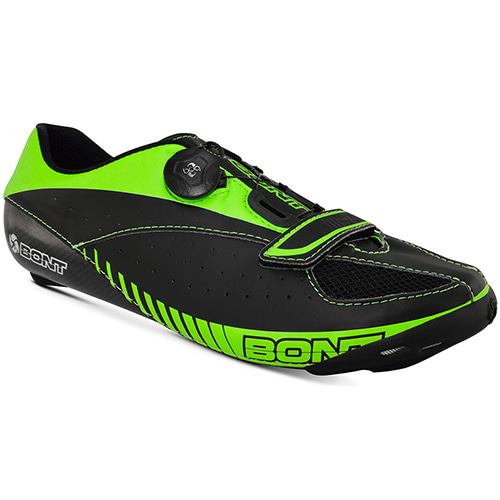 BONT BLITZ BLACK LIME