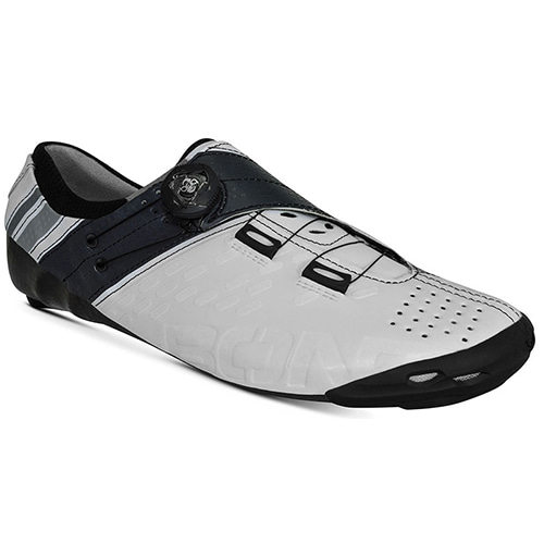 BONT HELIX WHITE CHARCOAL