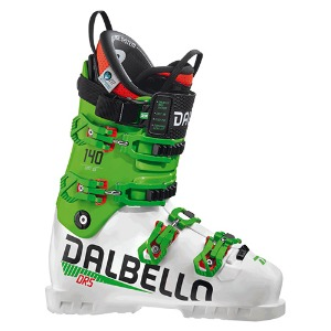 19/20 DALBELLO DRS 140 WHITE/RACE GREEN