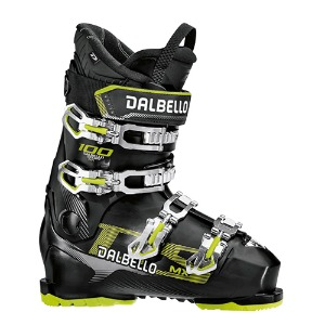 19/20 DALBELLO DS MX 100 BLACK/BLACK