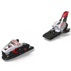 19/20 MARKER RACE XCELL 12 WHITE BLACK RED