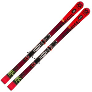 1920 VOLKL RACETIGER GS PRO XCELL 16 BLK-FLO-RED