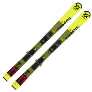 1920 VOLKL RACETIGER JR VMOTION YELLOW 80/90 4.5 VMOTION JR WHT BLK