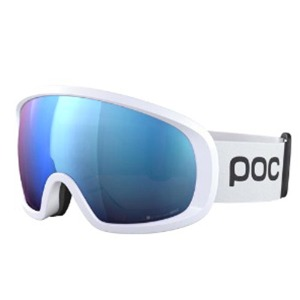 POC_1920 FOVEA MID CLARITY COMP WHITE/BLUE