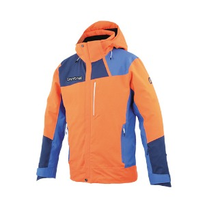 ONYONE DEMO OUTER JACKET ONJ92042 F.ORANGE