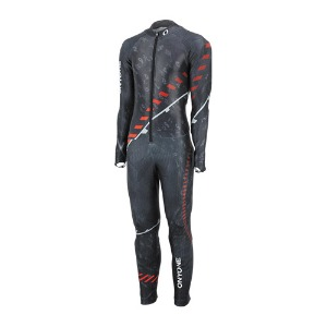 ONYONE SPECIAL GSL RACING SUIT (For FIS) ONO92074 BLACK