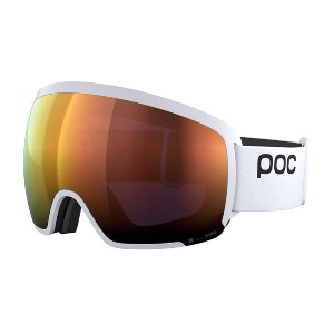 POC_1920 ORB CLARITY WHITE/ORANGE