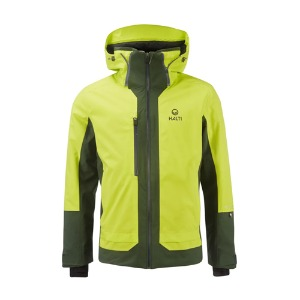 1920 HALTI PODIUM ll M JACKET ONJ92041 ACID LIME GREEN