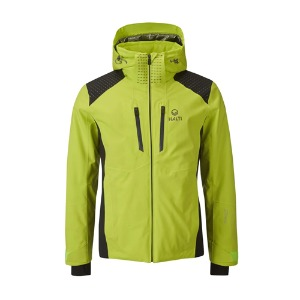 1920 HALTI SAARUA M DX JACKET ONJ92042 ACID LIME GREEN