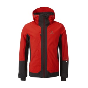 1920 HALTI PODIUM ll M JACKET ONJ92041 LAVA RED/BLK