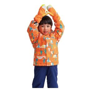 ONYONE TODDLER SUIT RES52004 ORNxNVY