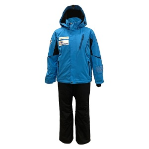 ONYONE JUNIOR SUIT ONJ72520 TURQUOISExBLACK
